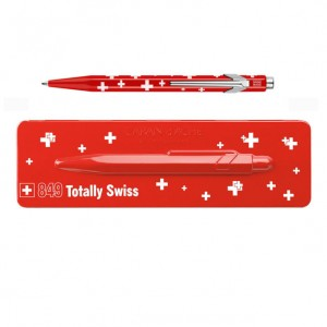 Stylo bille 849 TOTALLY SWISS avec étui