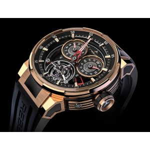 PREDATOR 2.0 TOURBILLON REGULATOR